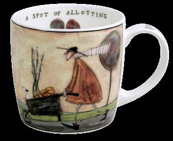A spot of allotting mug by sam toft was 1300 a spot of allotting mug by sam toft was 1300 m4hsunfo