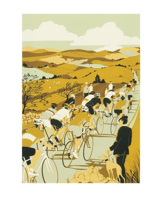 Tour De Yorkshire By Eliza Southwood