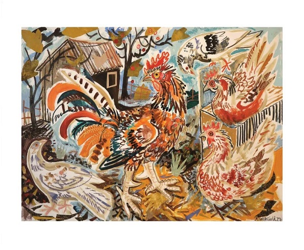 'Remembered Farm' by Mark Hearld (A914) * NEW for 2021
