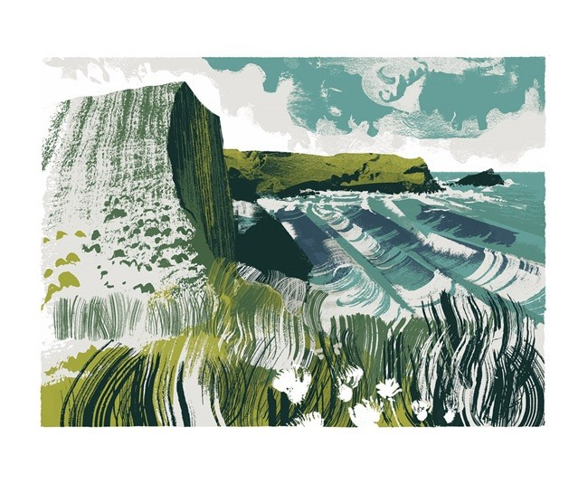 'North Cornish Coast' by Andrew Lovell (A717)