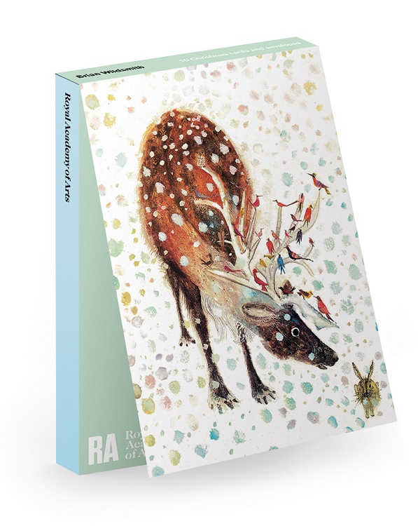 Brian Wildsmith 'The Reindeer' (xra5) g1 (10 card wallet)