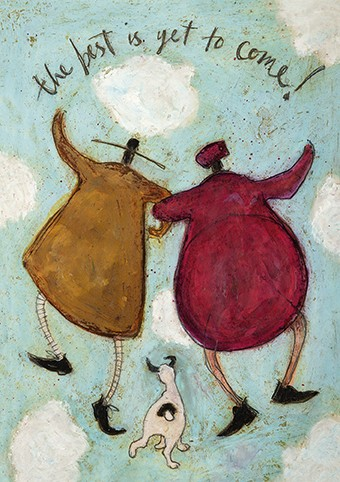 'The best is yet to come' by Sam Toft (C359)
