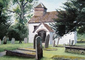 capel y ffin church