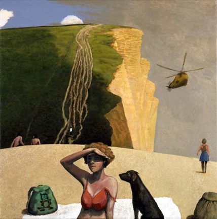 http://www.theblankcardcompany.co.uk/acatalog/West-Bay-With-Helicopter-by-David-Inshaw.jpg